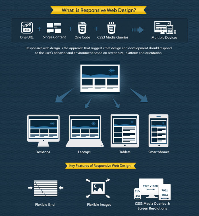 Responsive Website Design Information