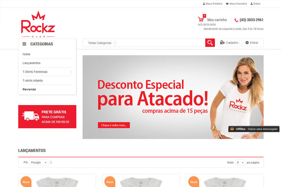 RockzClub.com.br
